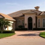 Typical Naples home for sale. Florida Housing market
